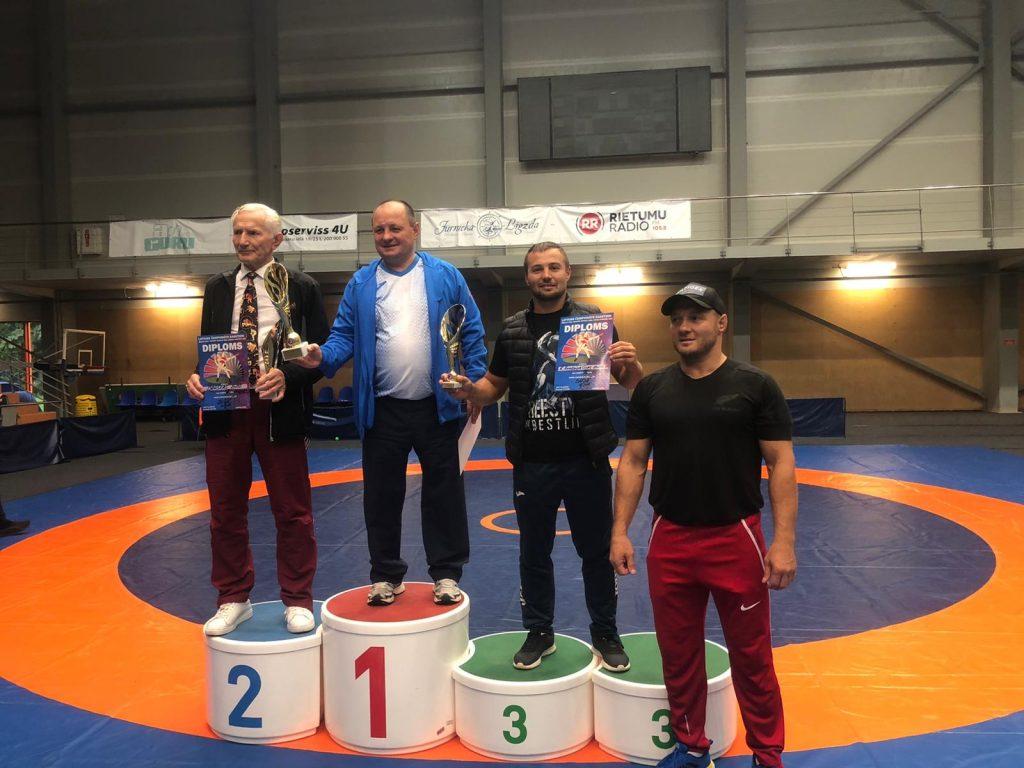 Latvijas čempināts U-17 brīvajās cīņās